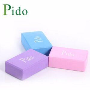 Блок (кирпич) для йоги PIDO YOGA